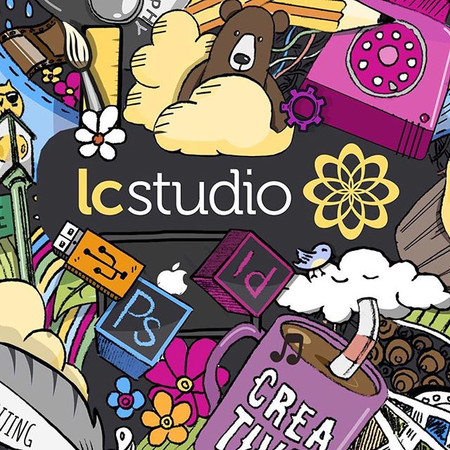 A little insight in to what we do here at the LC Studio!
