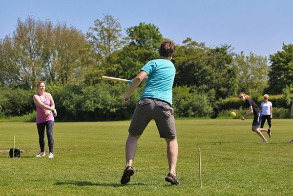 Sports Day – Batting
