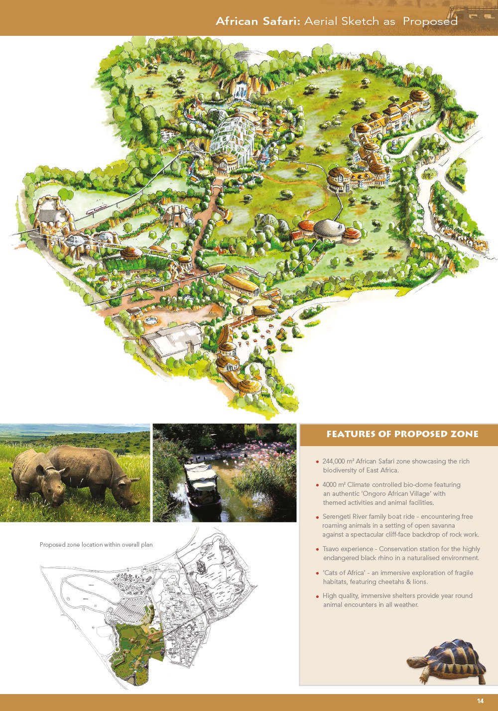 Chester Zoo proposal