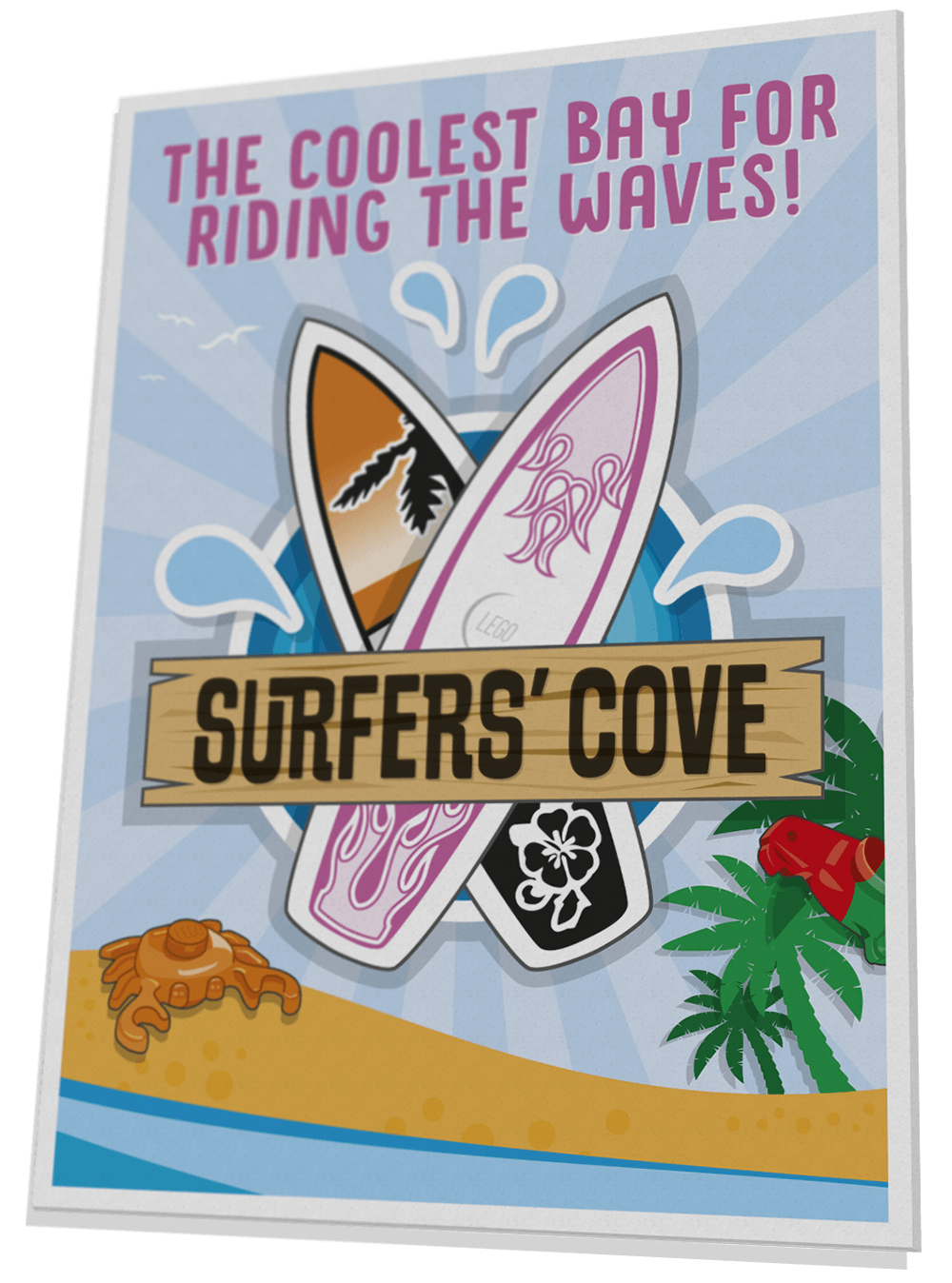 Surfers's Cove poster